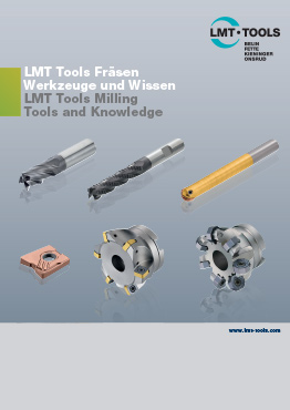 LMT Tools Milling - Tools and Knowledge