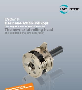 EVOline - The new axial rolling head