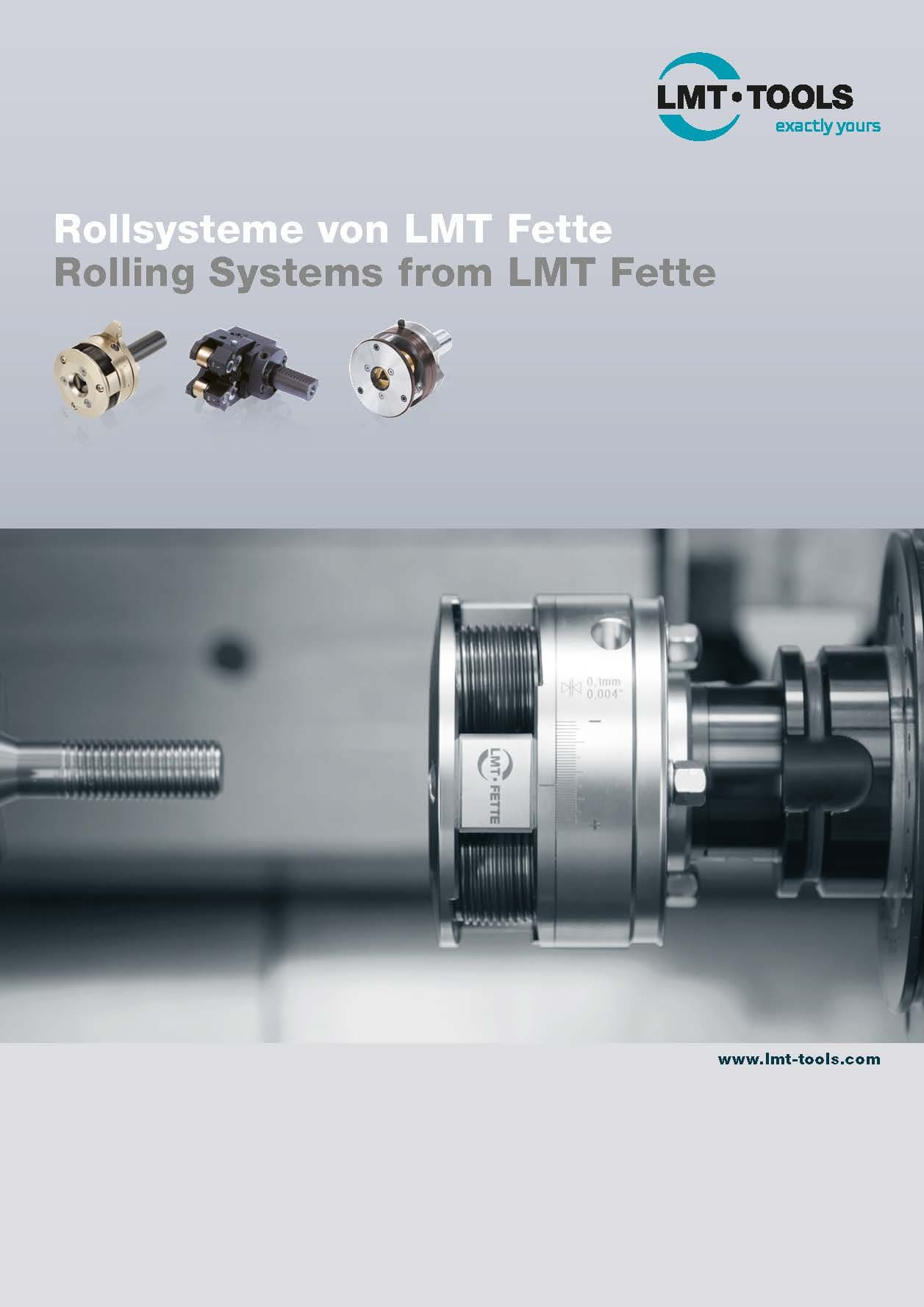 Rolling Systems from LMT Fette