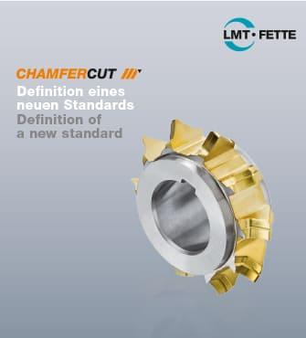 ChamferCut - Definition of a new standard