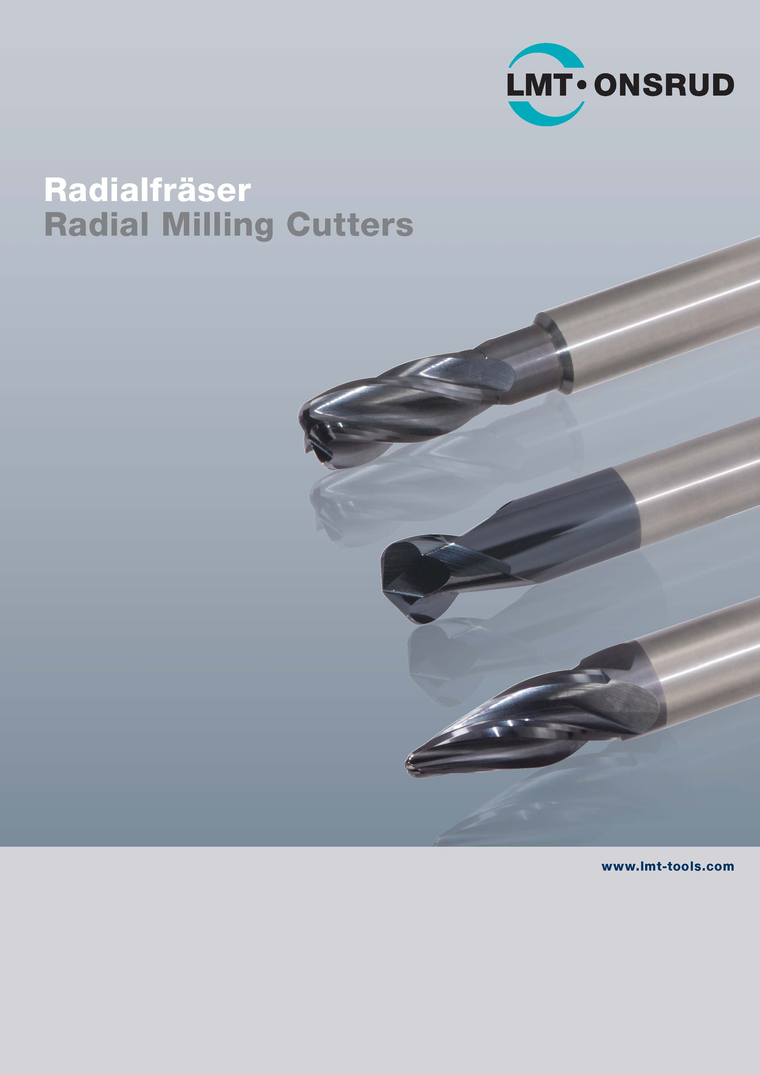 Radial Milling Cutters