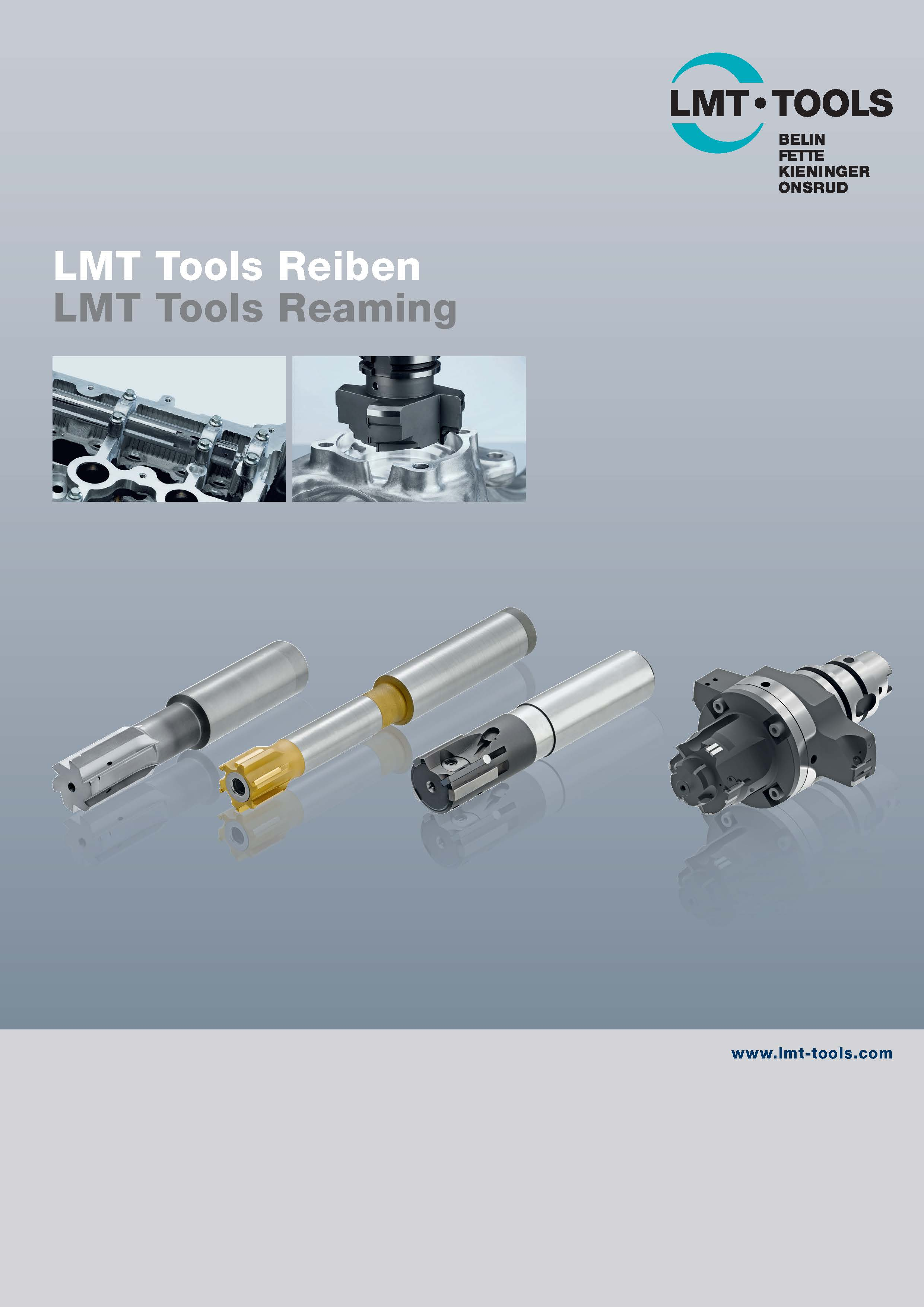 LMT Tools Reaming