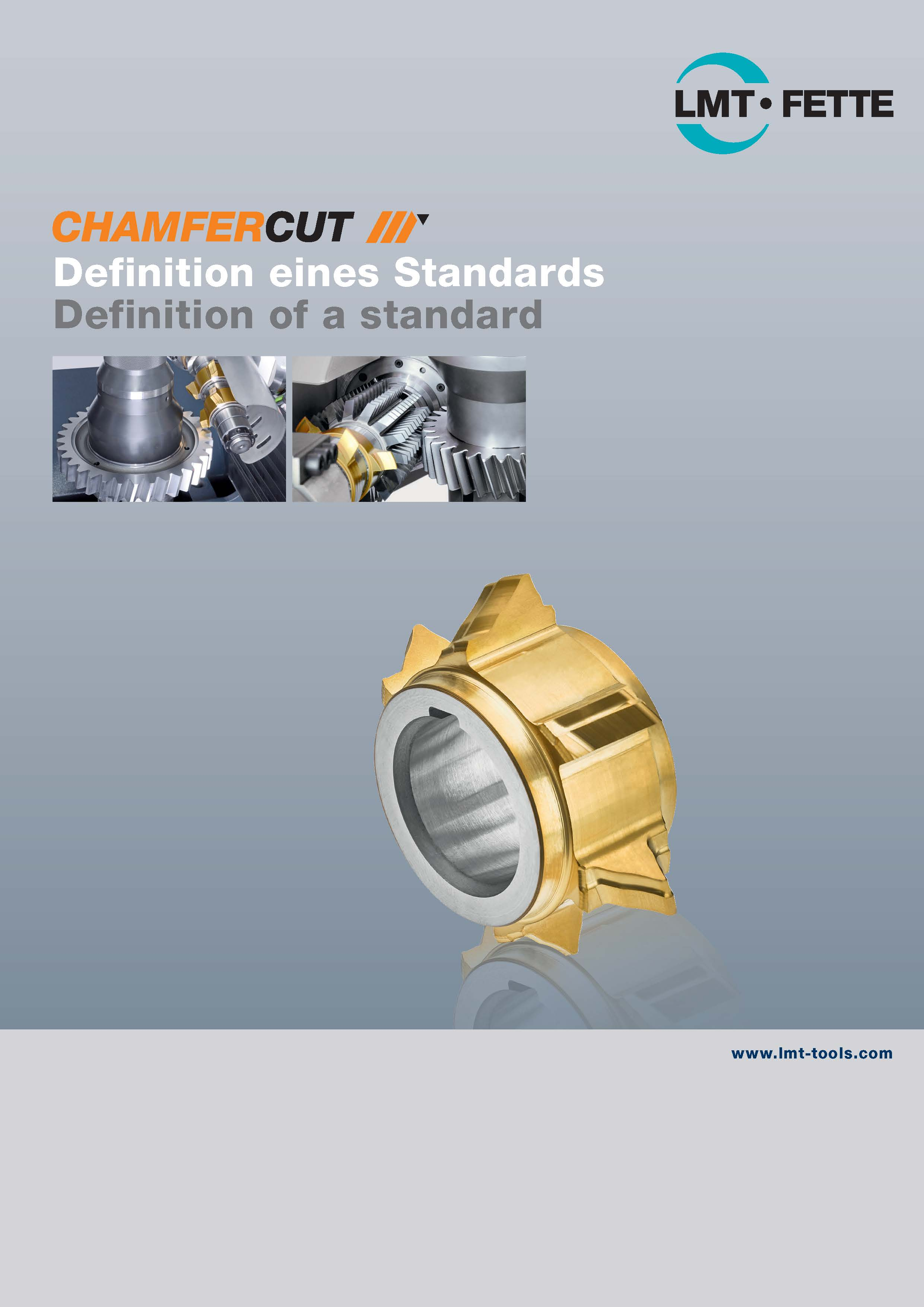 ChamferCut: Definition eines Standards