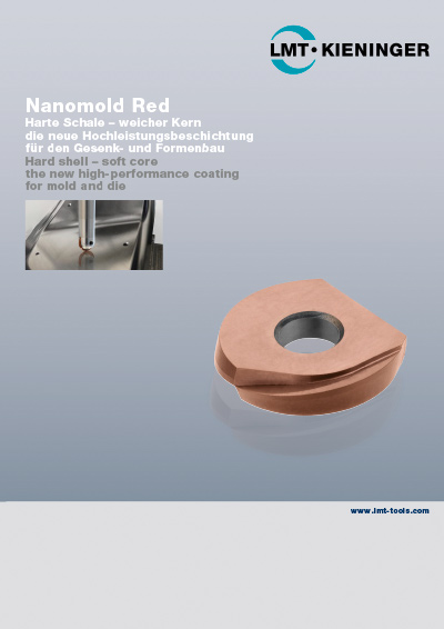 Nanomold Red