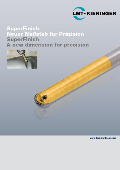 SuperFinish - A new dimension for precision