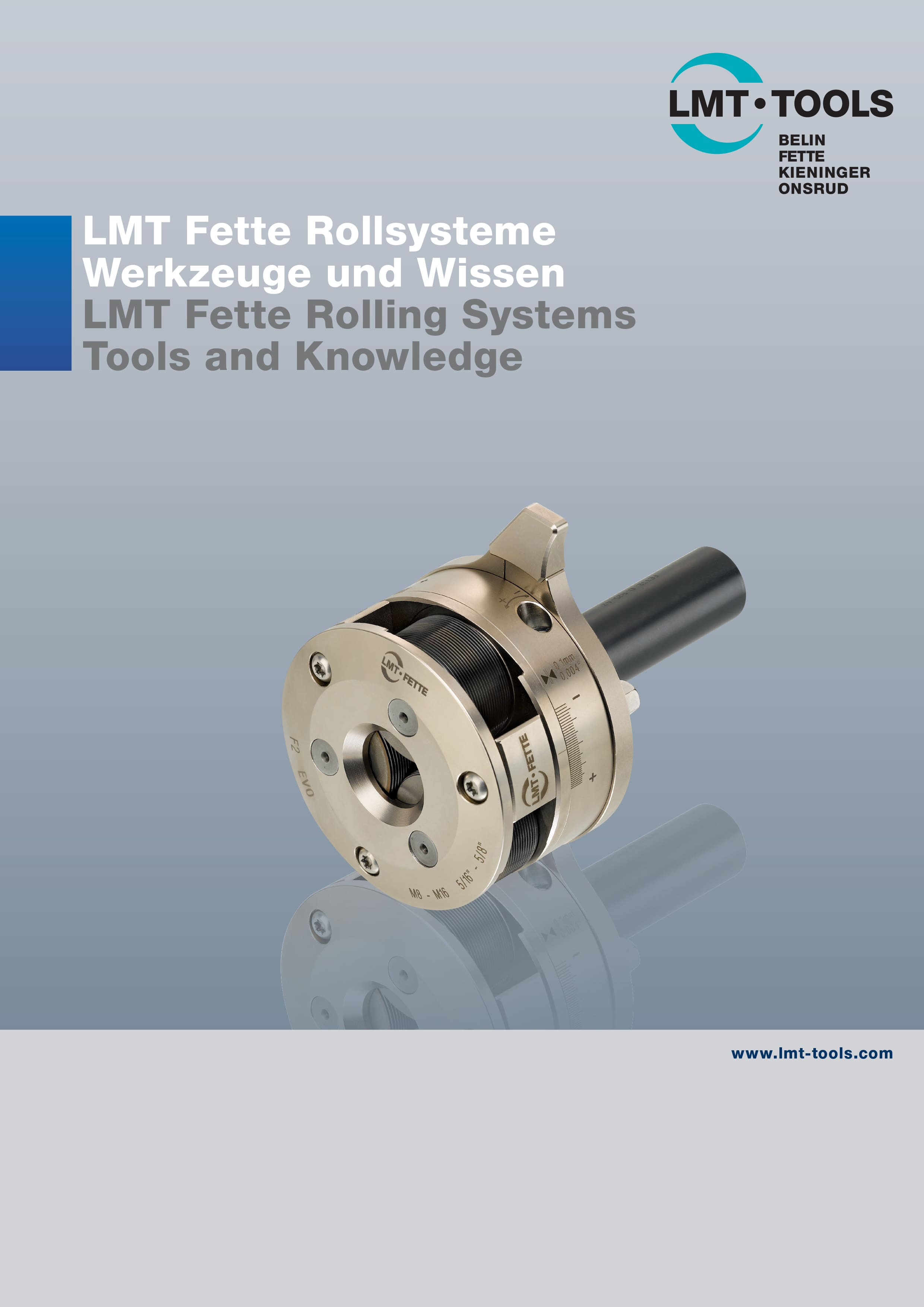 LMT Fette Rolling Systems - Tools and Knowledge
