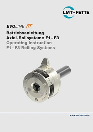 Operating Instruction F1-F3 Rolling Systems