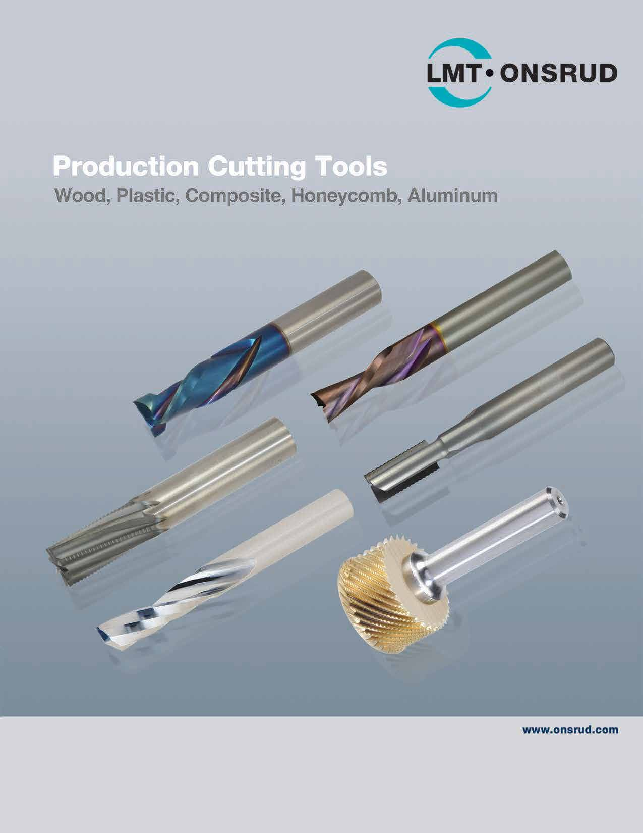LMT Onsrud - Production Cutting Tools