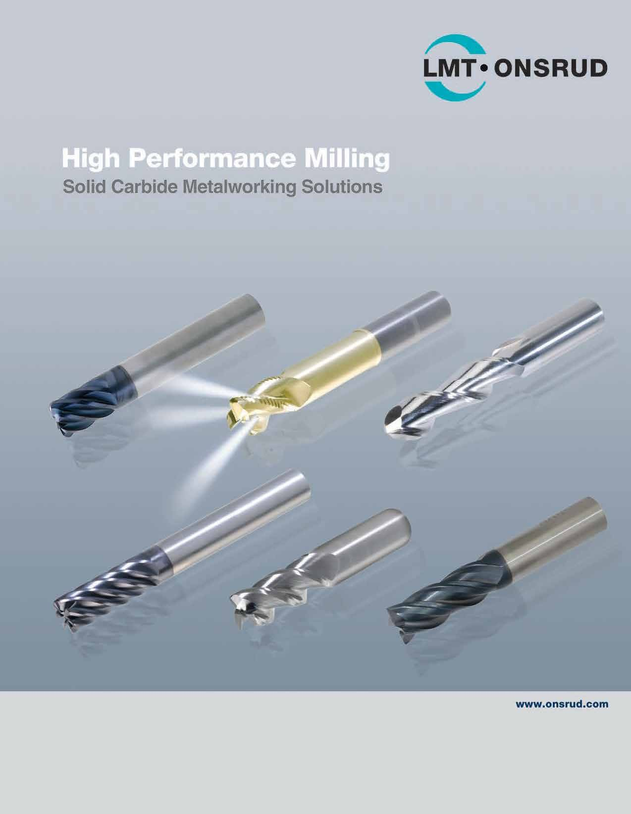LMT Onsrud - High Performance Milling